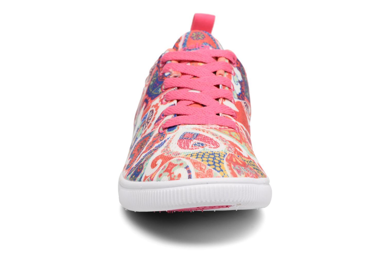 Baskets Desigual SHOES_CAMDEN Multicolore vue portées chaussures