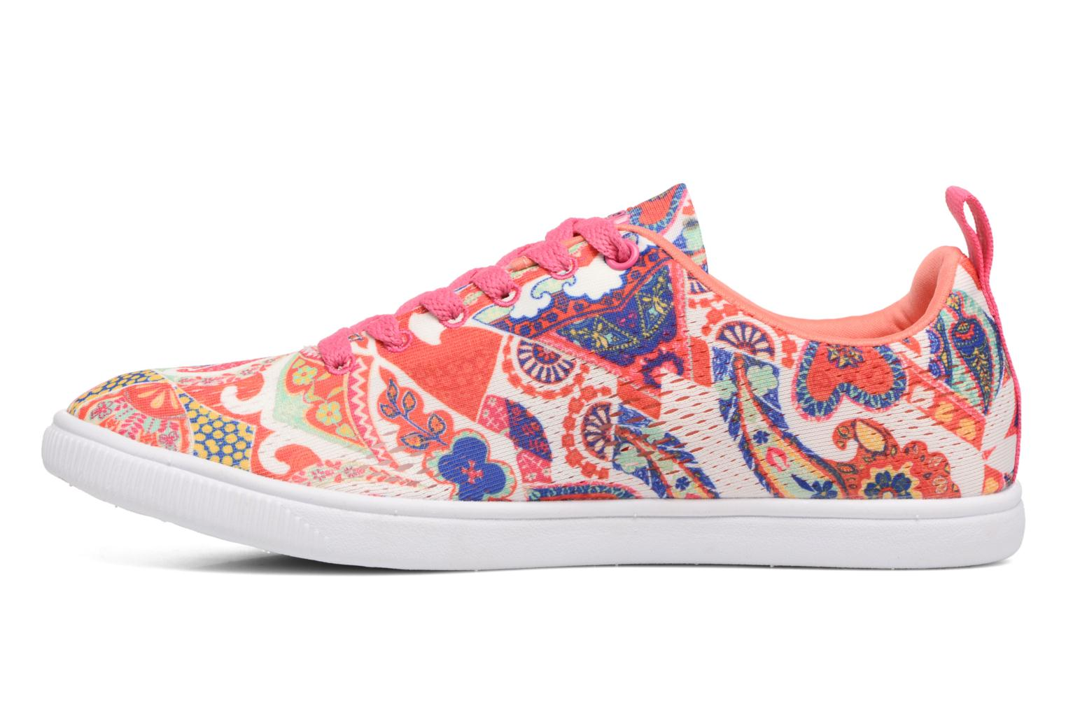 Baskets Desigual SHOES_CAMDEN Multicolore vue face
