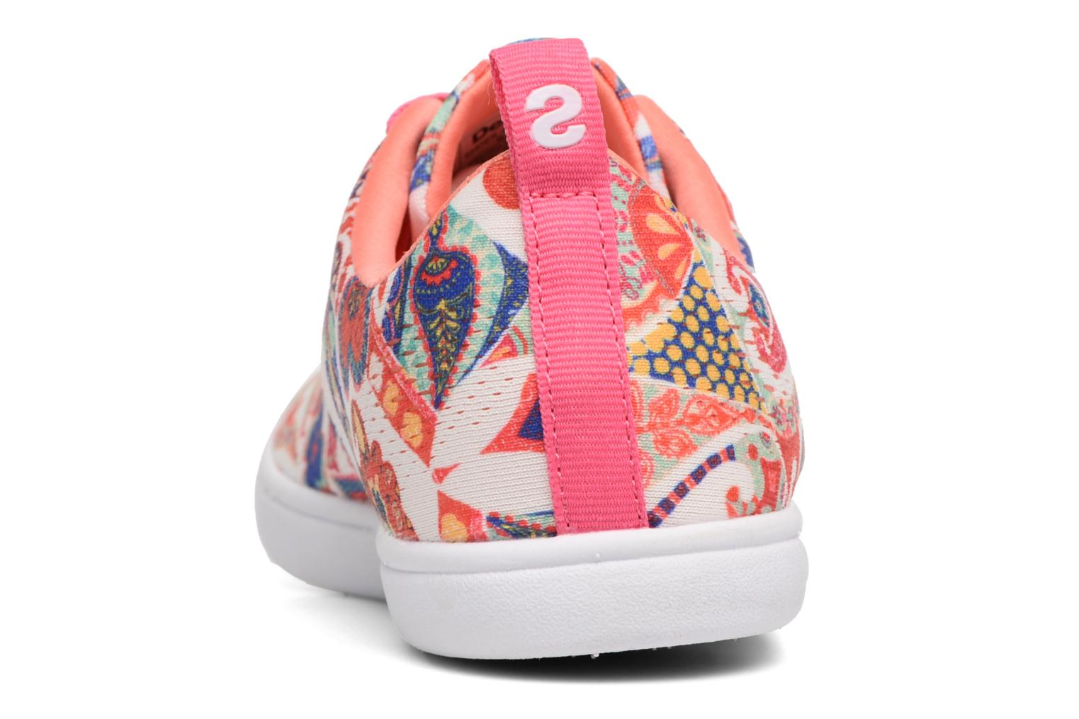 Baskets Desigual SHOES_CAMDEN Multicolore vue droite