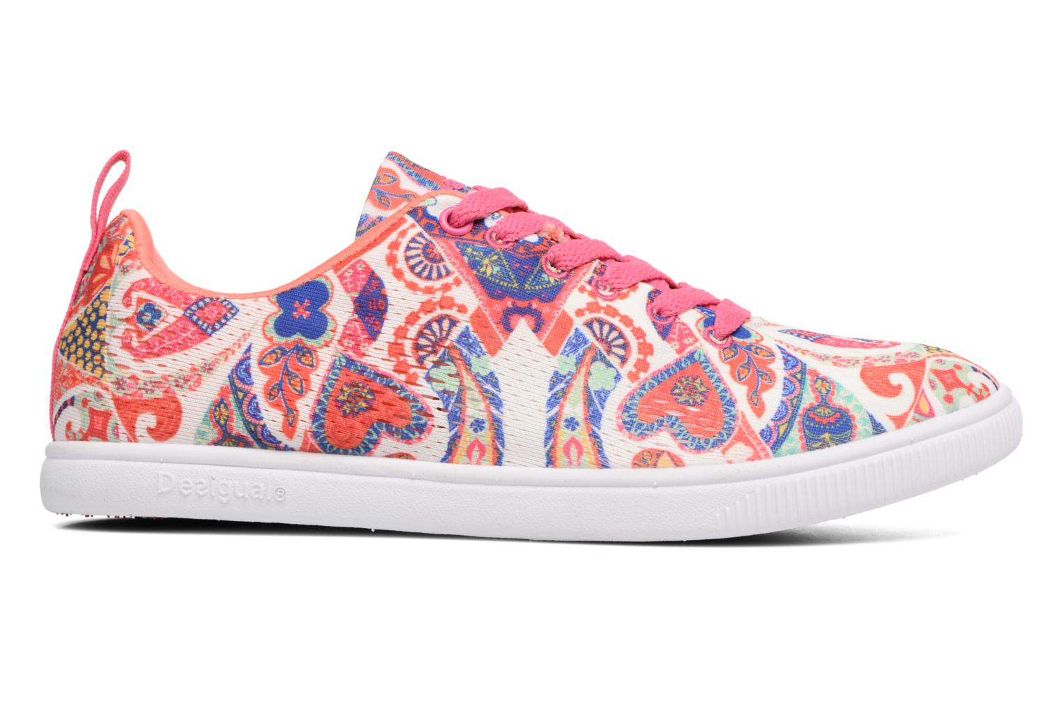 Baskets Desigual SHOES_CAMDEN Multicolore vue derrière