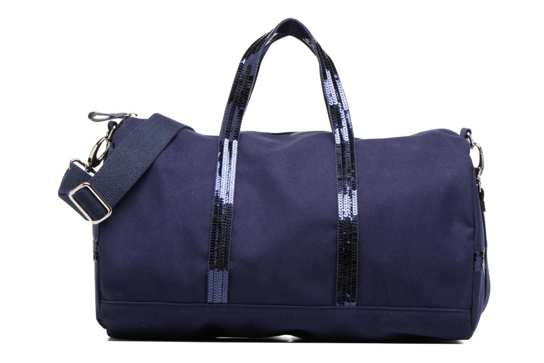 Sporttassen Vanessa Bruno Gym bag paillettes Blauw detail