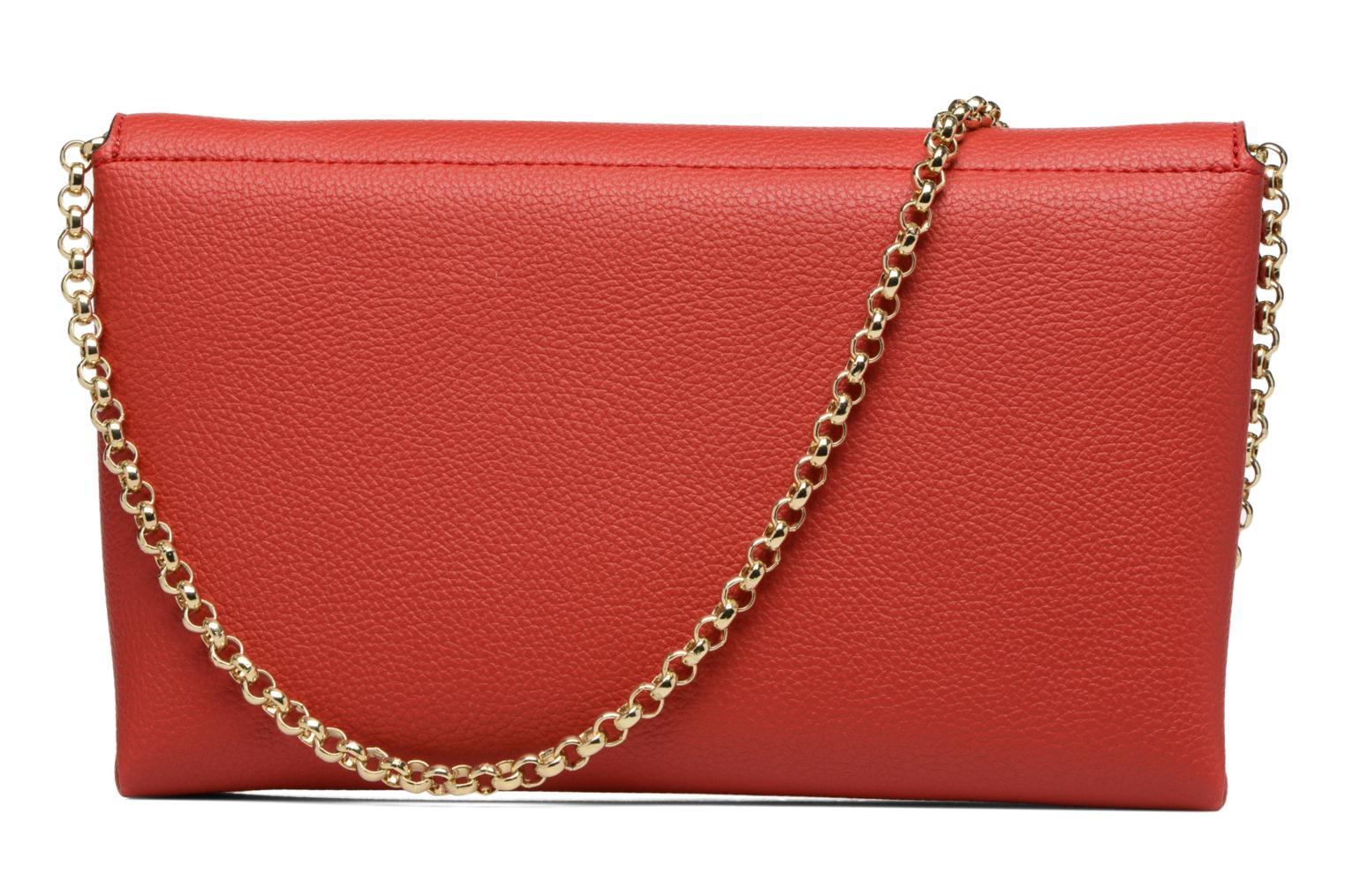TULIP Envelope clutch Red