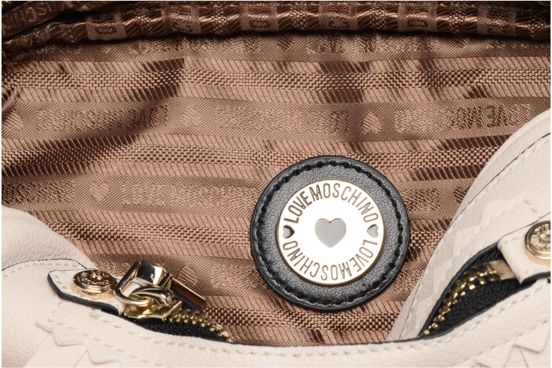 Fringes bag Crossbody Avorio