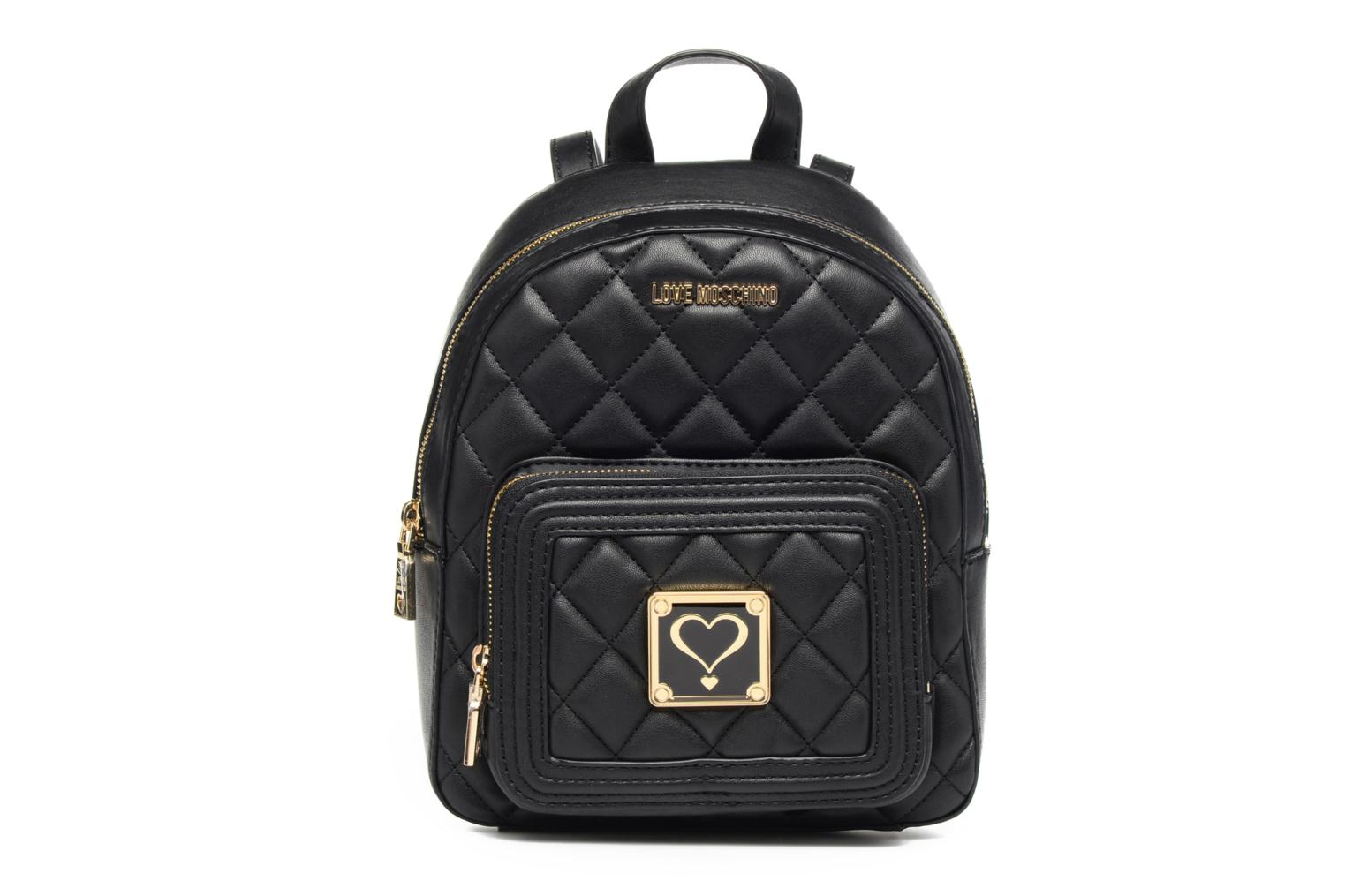 9948eabb43 Love Moschino Super quilted Backpack (Black) - Rucksacks chez ...