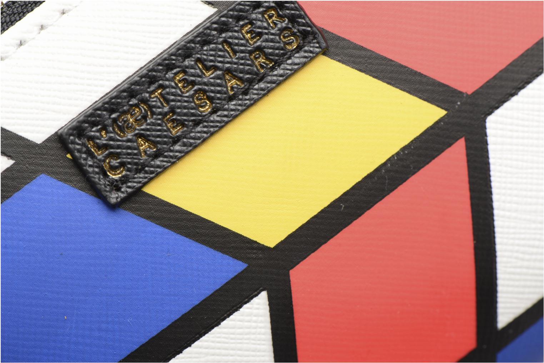 Petite Maroquinerie L'Aetelier Caesars JENNY Mini-pochette Multicolore vue gauche