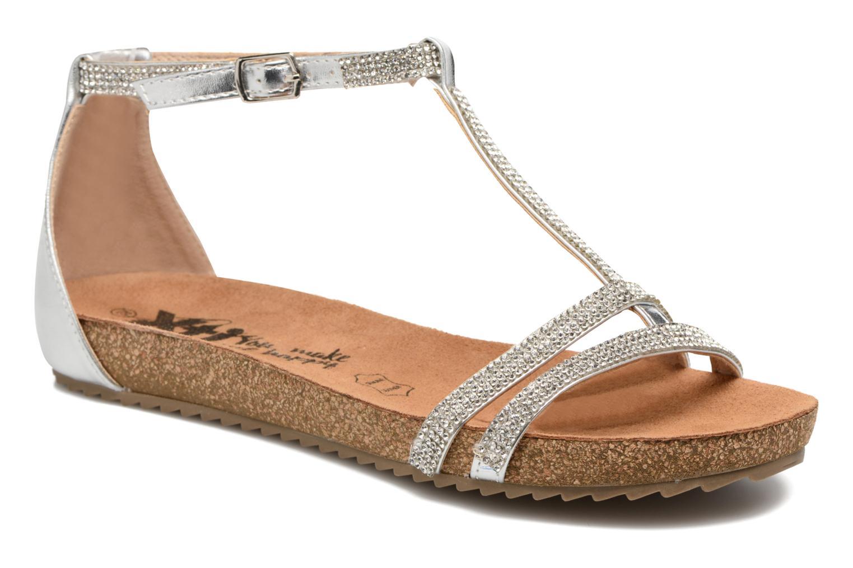 Sandales et nu-pieds Xti Bressea 46558 Argent vue détail/paire