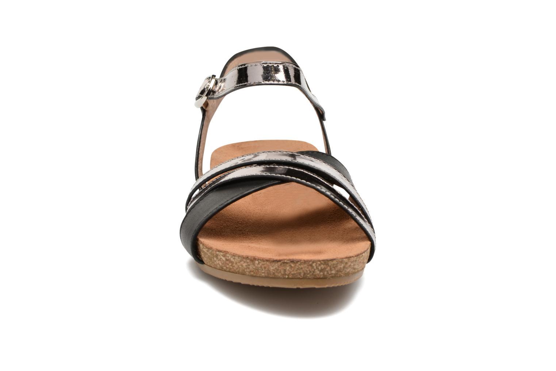 Sandales et nu-pieds Xti Bioda 33483 Noir vue portées chaussures