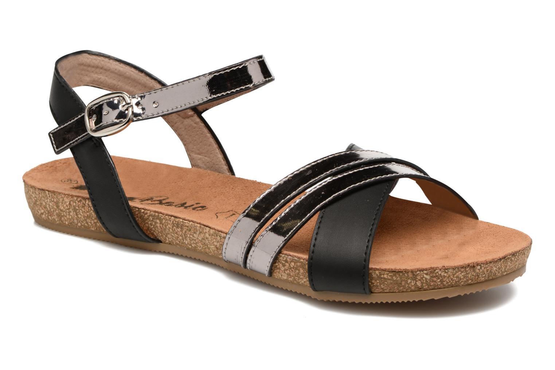 Sandales et nu-pieds Xti Bioda 33483 Noir vue détail/paire