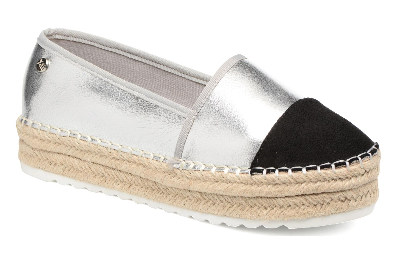 Espadrillos Xti Bwou 30554 Sølv detaljeret billede af skoene