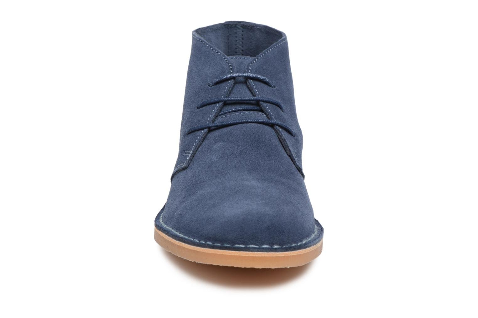 Stiefeletten & Boots Selected Homme Royce Light Boot 2 blau schuhe getragen