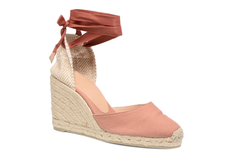 Zapatos especiales para hombres mujeres y mujeres hombres Castaner Carina H8 (Rosa) - Alpargatas en Más cómodo a4da58