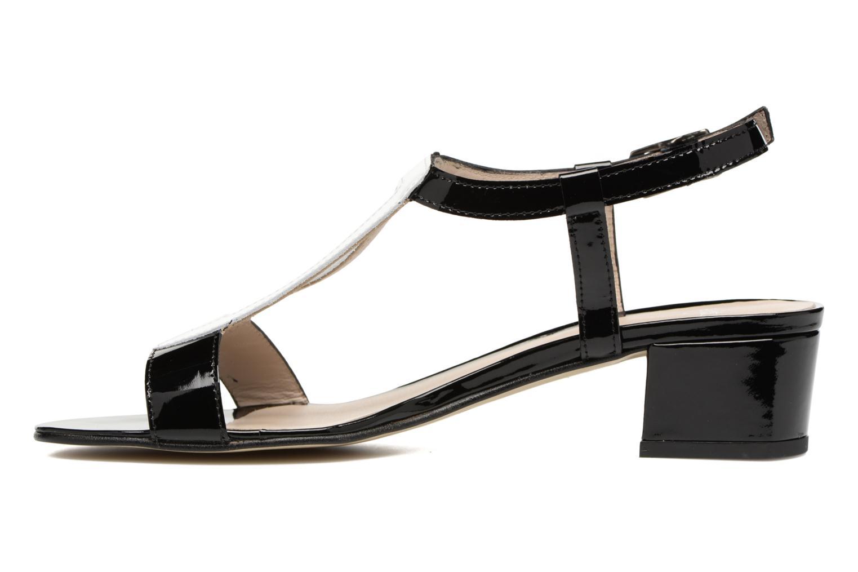 Sandali e scarpe aperte Perlato Miralina Nero immagine frontale