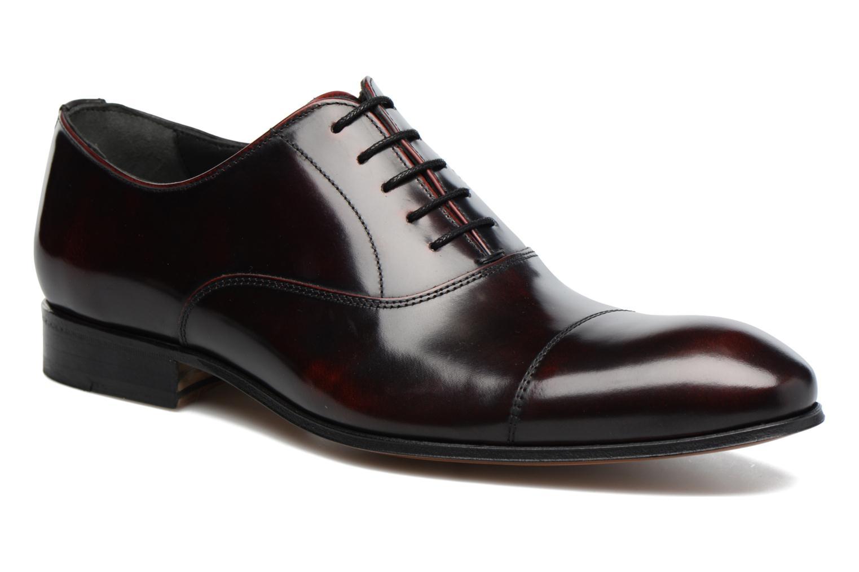 Chaussures à lacets Marvin&Co Luxe Parado - Cousu Blake Bordeaux vue détail/paire