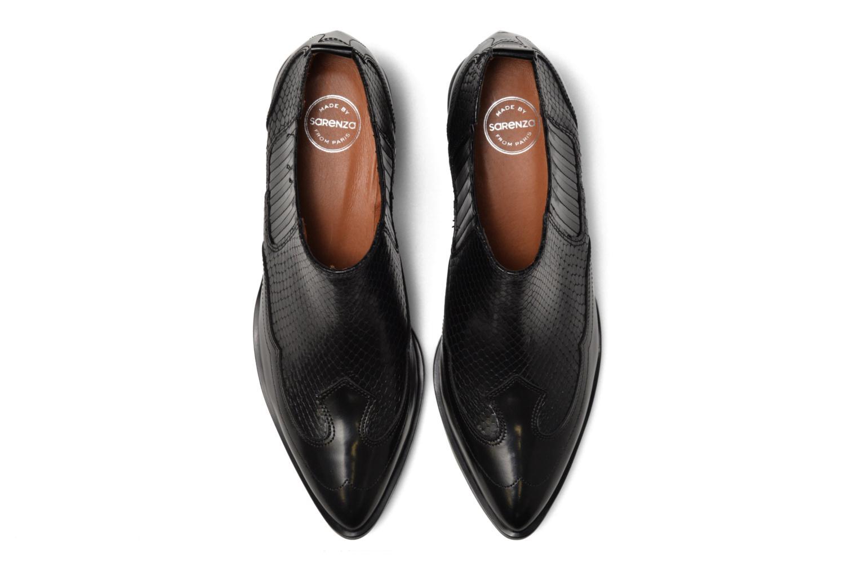 Bottines et boots Made by SARENZA Rock-a-hula #2 Noir vue portées chaussures