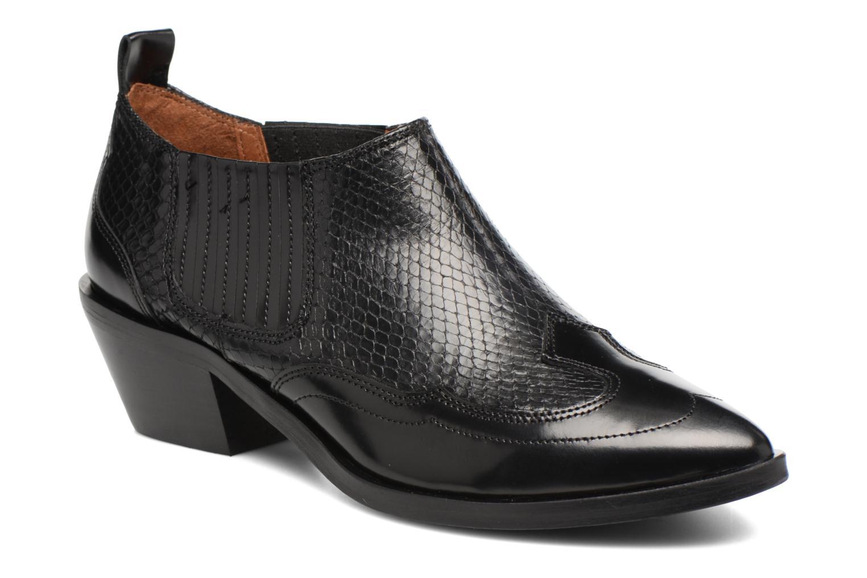 Stiefeletten & Boots Made by SARENZA Rock-a-hula #2 schwarz ansicht von rechts