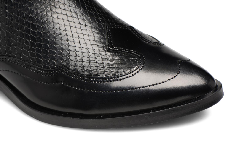 Stiefeletten & Boots Made by SARENZA Rock-a-hula #2 schwarz ansicht von links