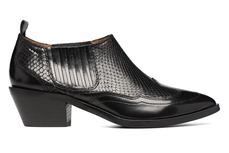 Bottines et boots Made by SARENZA Rock-a-hula #2 Noir vue détail/paire