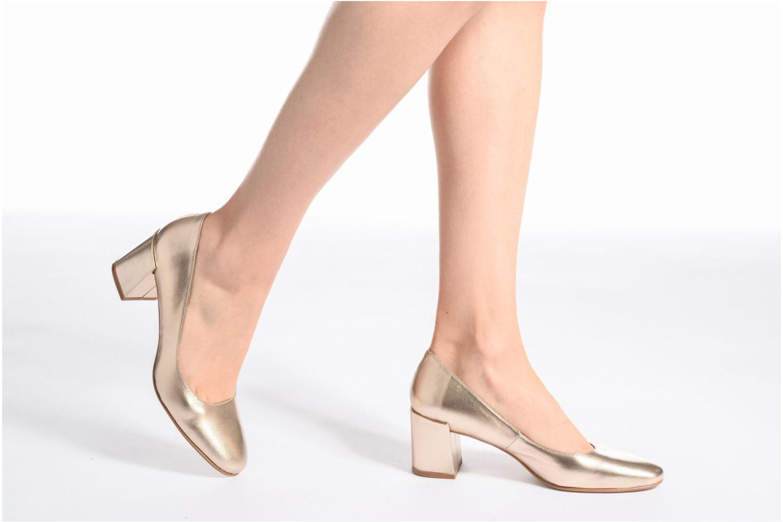 Høje hæle Made by SARENZA Rock-a-hula #11 Guld og bronze se forneden