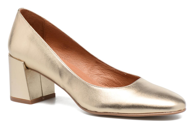 Høje hæle Made by SARENZA Rock-a-hula #11 Guld og bronze Se fra højre