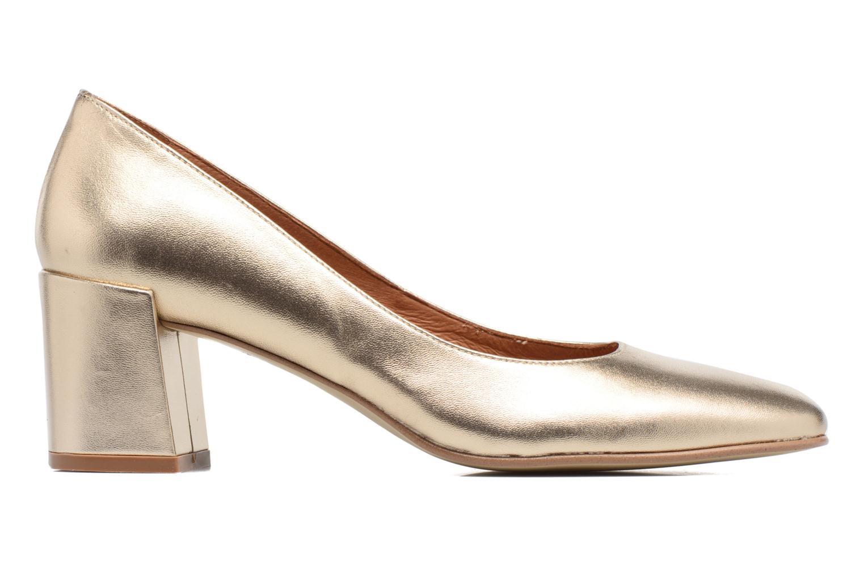 Høje hæle Made by SARENZA Rock-a-hula #11 Guld og bronze detaljeret billede af skoene
