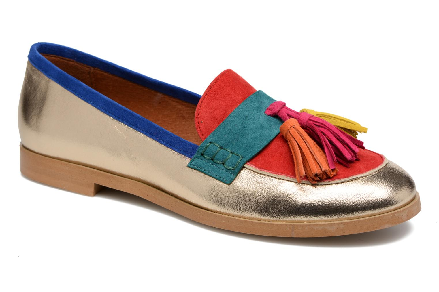 Mocassins Made by SARENZA Bombay Babes Mocassins #2 Multicolore vue droite
