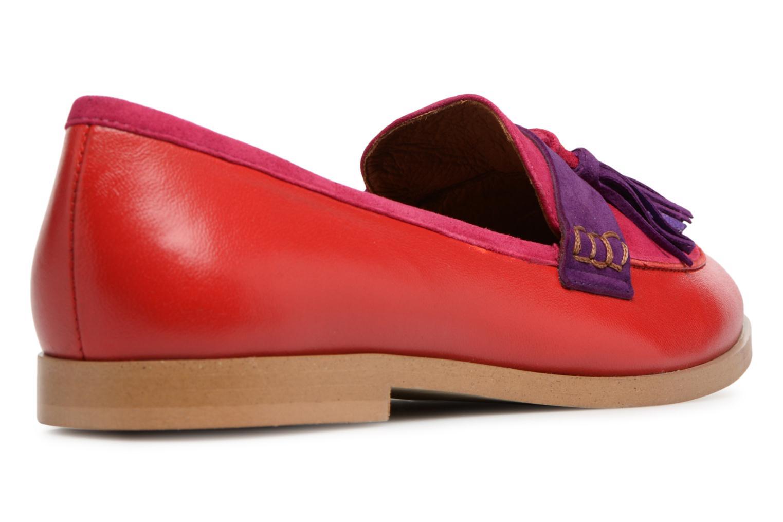 Loafers Made by SARENZA Bombay Babes Mocassins #2 Rød se forfra
