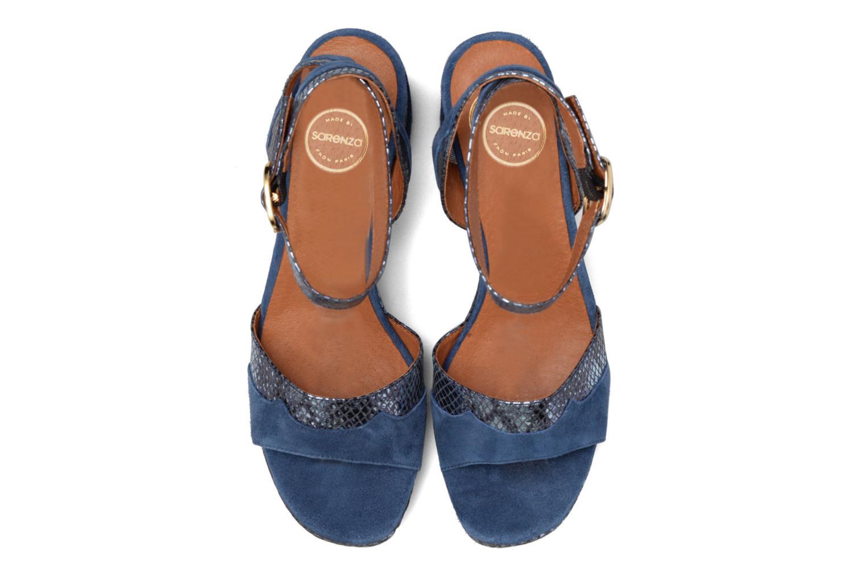 Tennesse Sister #2 Murcas marine + benvel bleu