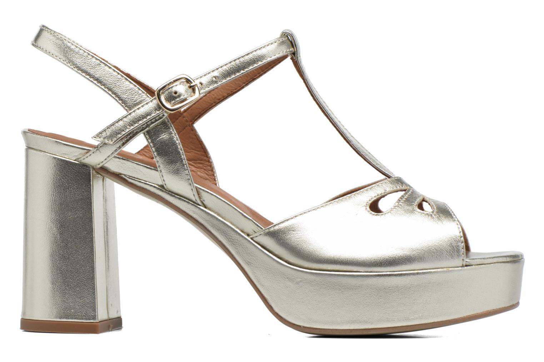 Sandalias Made by SARENZA Tennesse Sister #3 Oro y bronce vista de detalle / par