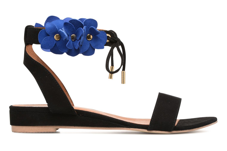 Sandales et nu-pieds Made by SARENZA Frida Banana #7 Noir vue détail/paire