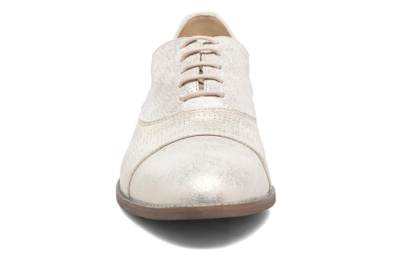 Chaussures à lacets Dorking Raquel 7090 Beige vue portées chaussures