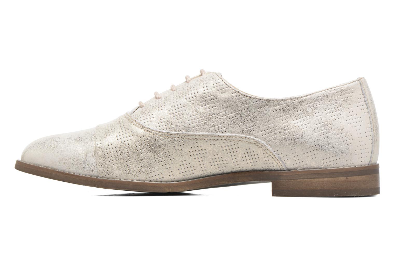 Chaussures à lacets Dorking Raquel 7090 Beige vue face