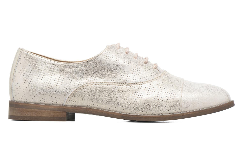 Chaussures à lacets Dorking Raquel 7090 Beige vue derrière