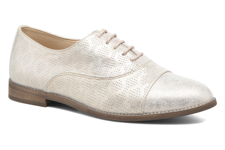Chaussures à lacets Dorking Raquel 7090 Beige vue détail/paire