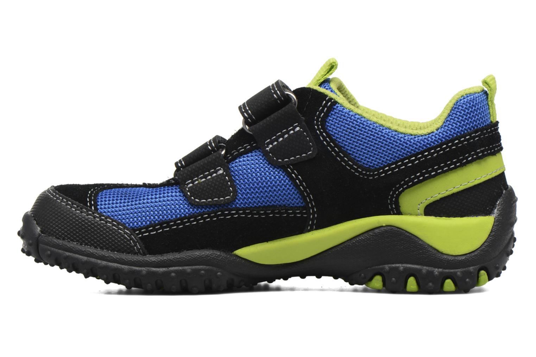Chaussures de sport Superfit Sport4 Bleu vue face
