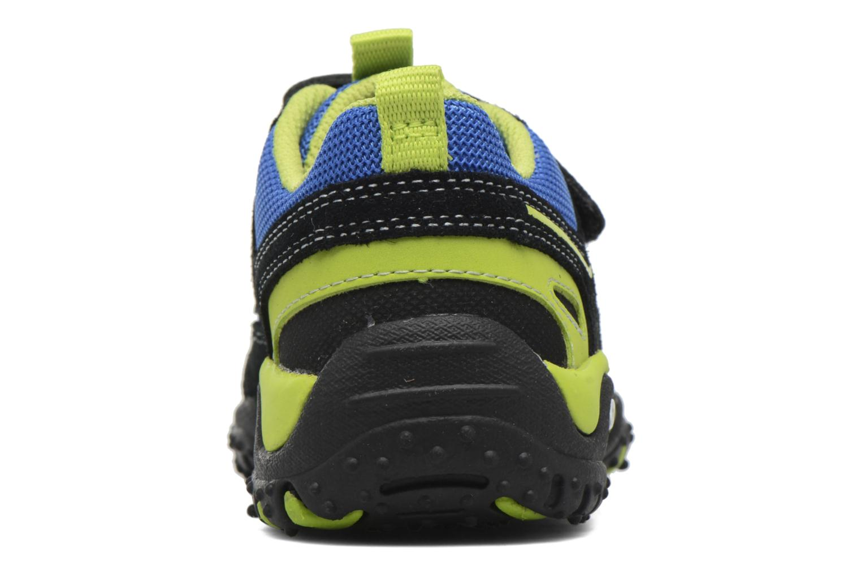 Chaussures de sport Superfit Sport4 Bleu vue droite
