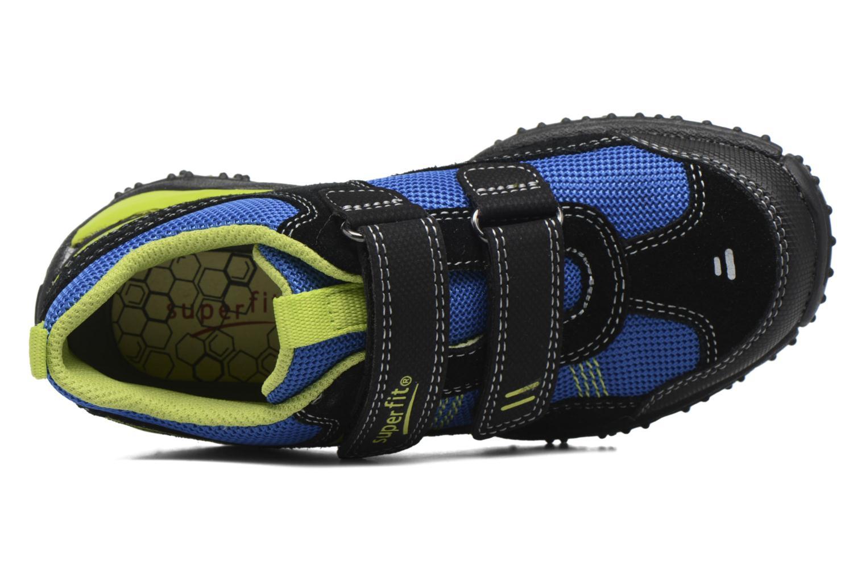 Chaussures de sport Superfit Sport4 Bleu vue gauche