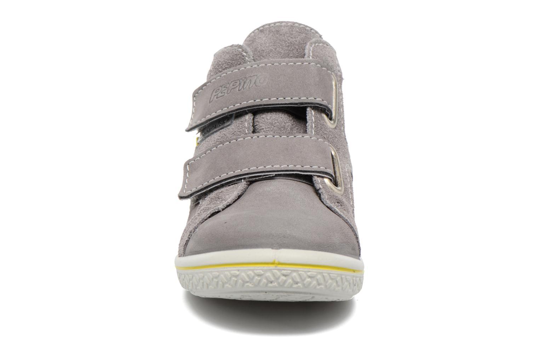 Baskets PEPINO Laif Gris vue portées chaussures