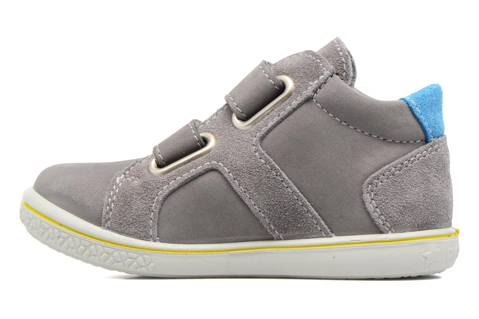Trainers PEPINO Laif Grey front view