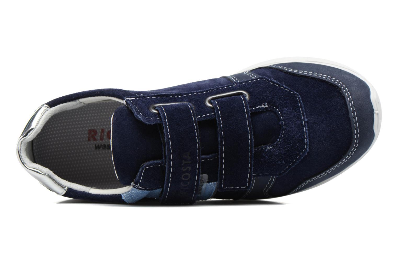 Sneaker Ricosta Tabea blau ansicht von links