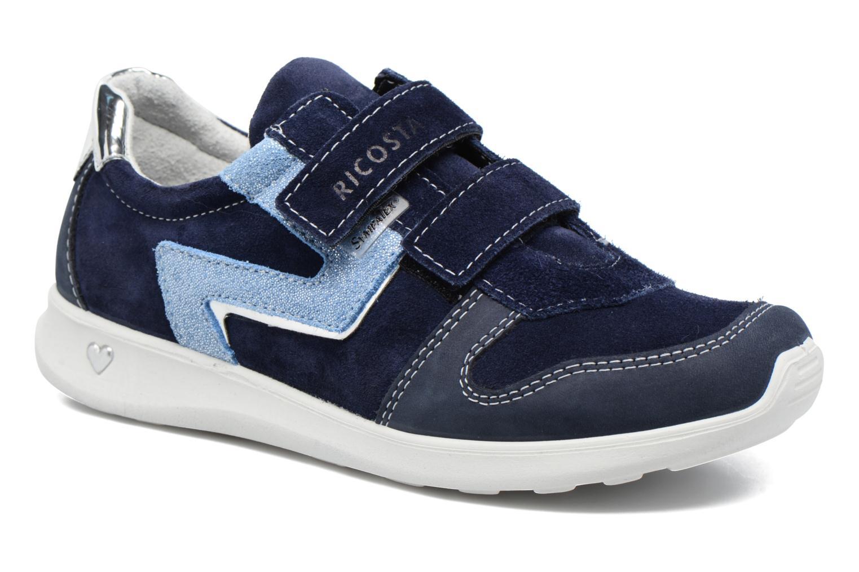 Sneaker Ricosta Tabea blau detaillierte ansicht/modell