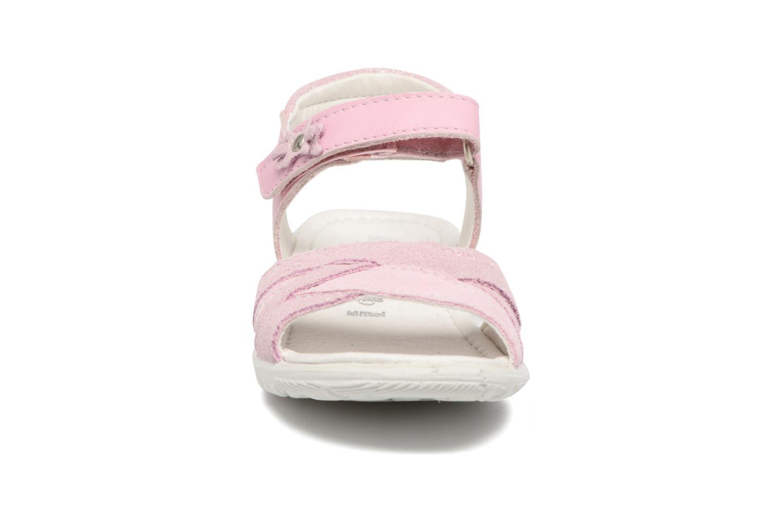 Sandales et nu-pieds Ricosta Bianca Rose vue portées chaussures
