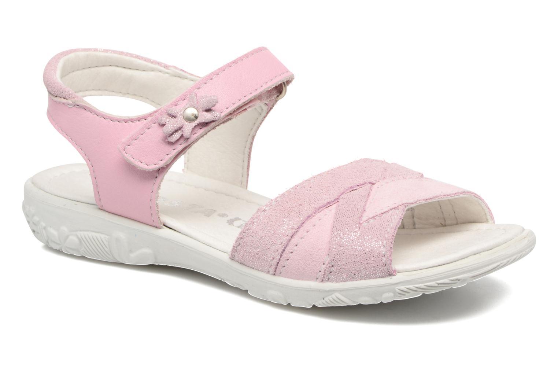 Sandales et nu-pieds Ricosta Bianca Rose vue détail/paire