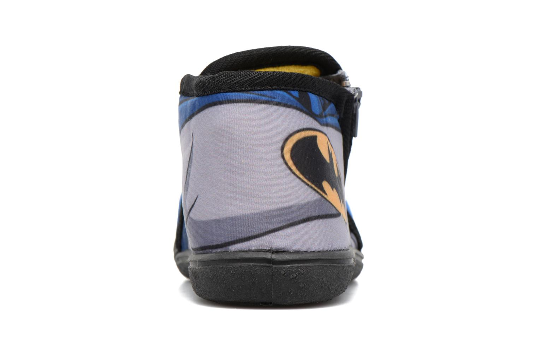 Pantofole Batman Bat Bilien Grigio immagine destra