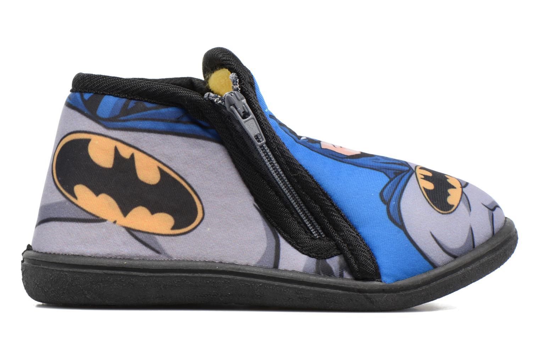 Pantofole Batman Bat Bilien Grigio immagine posteriore
