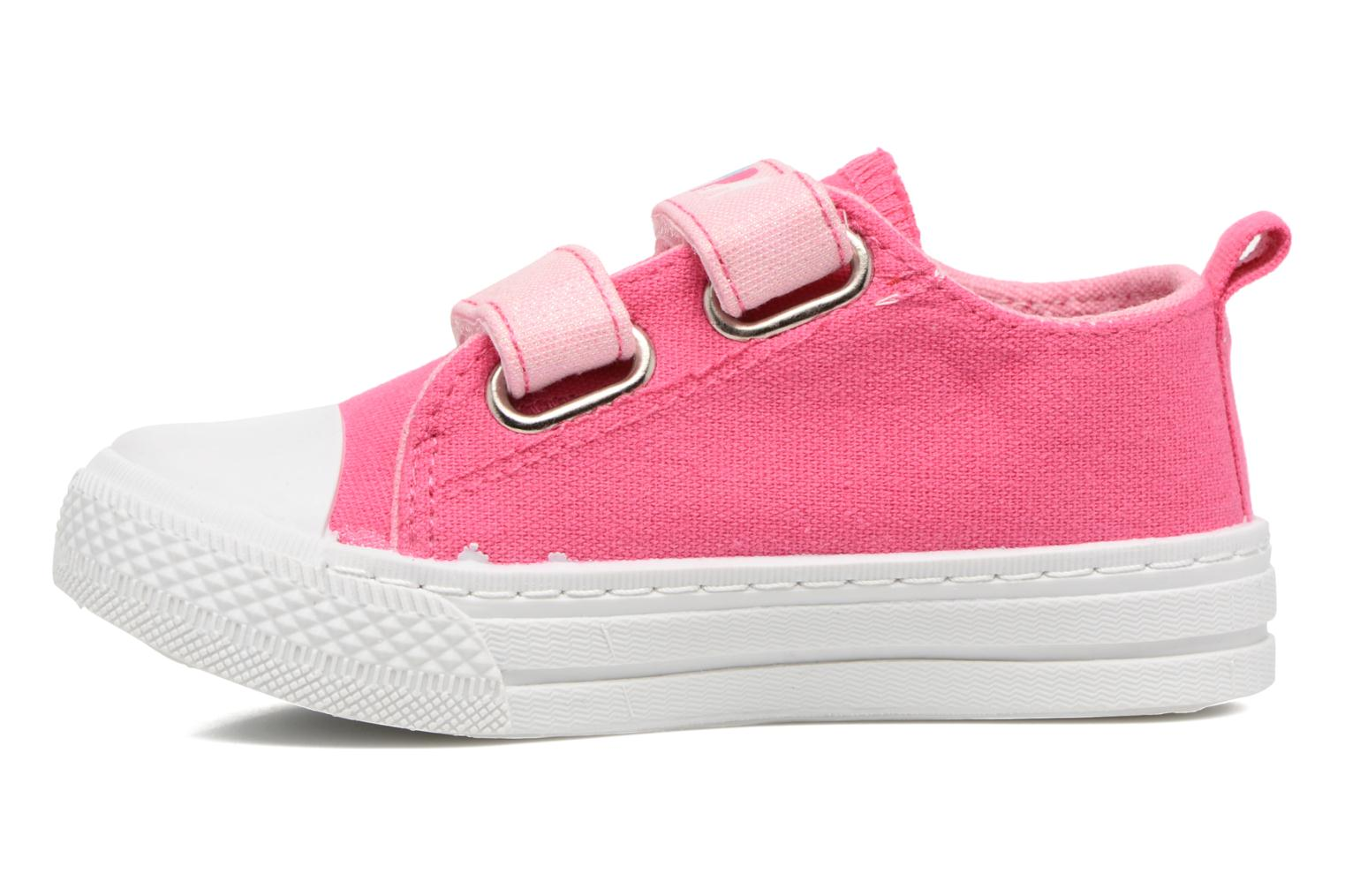 Sneakers Peppa Pig PP ADELME Pink se forfra