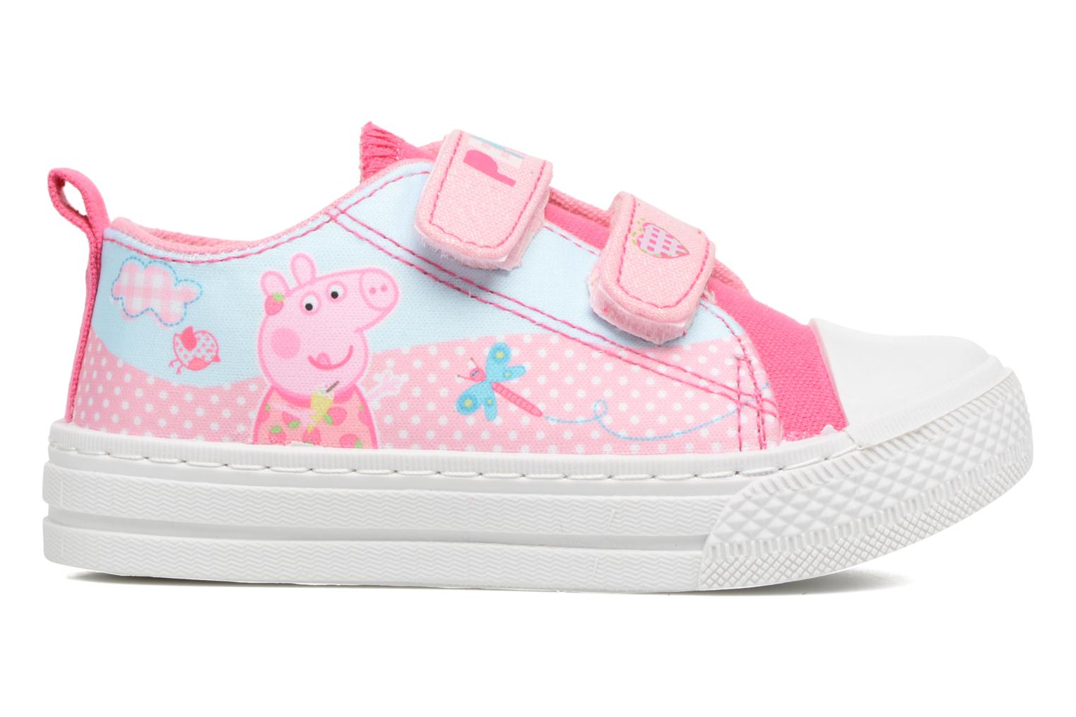 Trainers Peppa Pig PP ADELME Pink back view