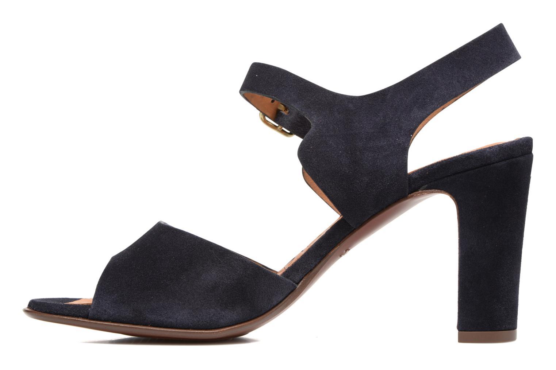 Sandales et nu-pieds Chie Mihara Chuli Bleu vue face