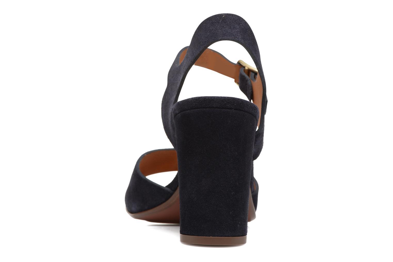 Sandales et nu-pieds Chie Mihara Chuli Bleu vue droite