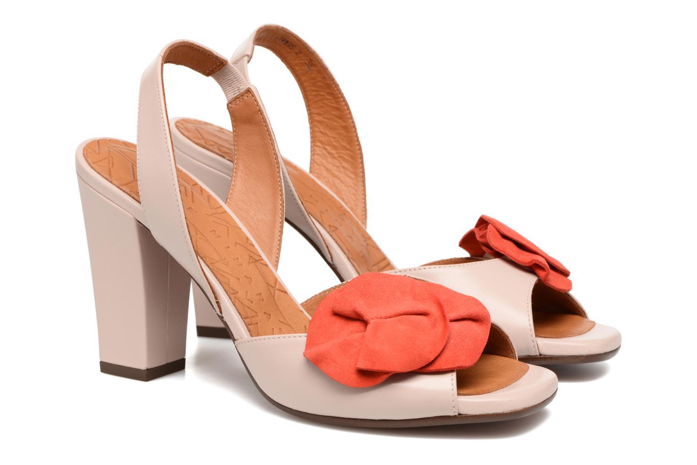 Sandales et nu-pieds Chie Mihara Anami Rose vue 3/4