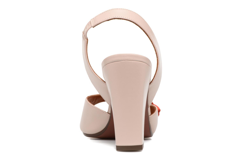 Sandales et nu-pieds Chie Mihara Anami Rose vue droite